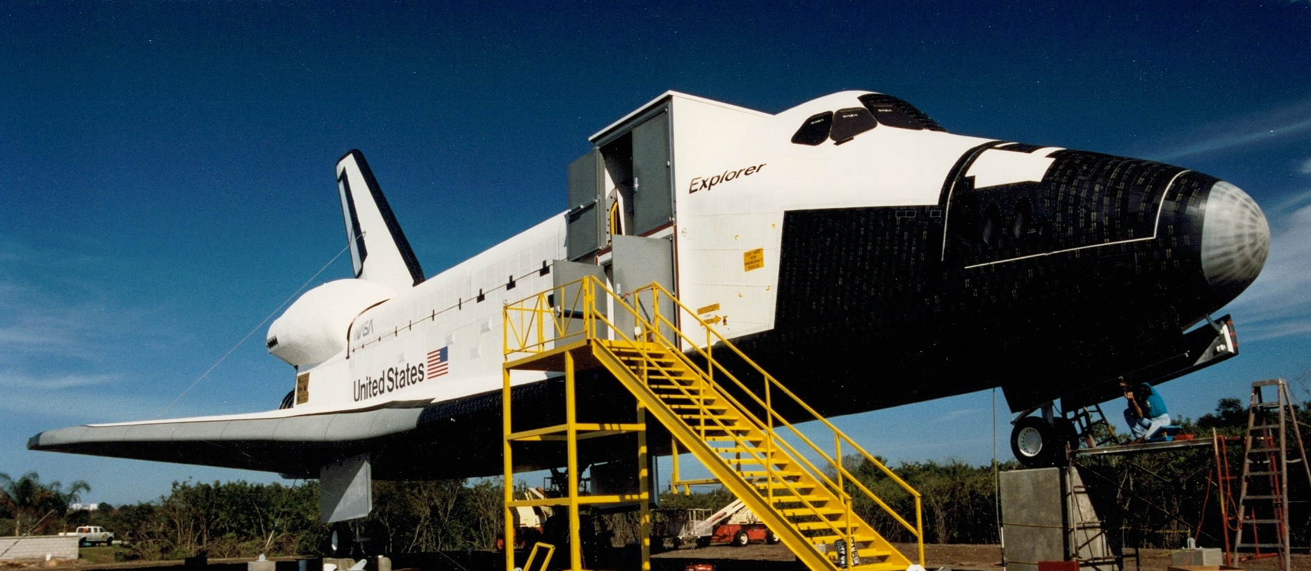 space shuttle explorer is real - photo #39